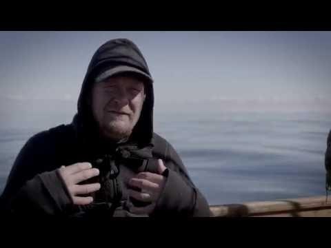 Henrik Wallgren, deckhand Draken Harald Hårfagre