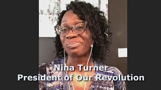 Nina Turner Speaks with Iowa  Activists about  Medicare for All