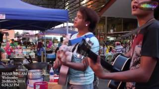Repeat youtube video atmosfera busking pasar malam
