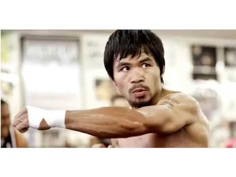Manny Pacquiao as a Living Legend in Boxing