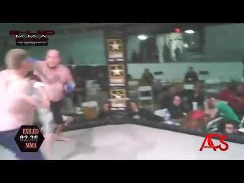 ACSLIVE.TV Present's Exiled MMA Shae Brophy Vs Ryan Hall