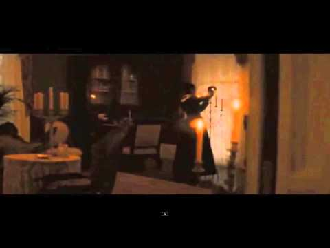 Django Unchained - Hildi Dinner Scene - Paper2