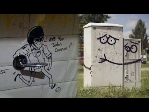 60 Hilarious Acts of Vandalism