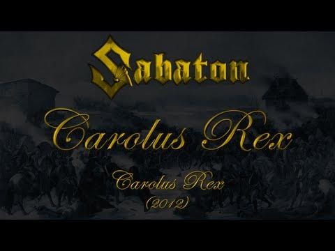 Sabaton - Carolus Rex SV (Lyrics Svenska & English)