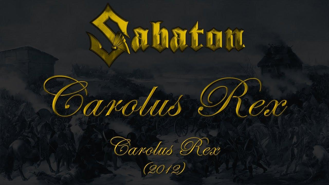Wallpaper Desktop Quote Sabaton Carolus Rex Sv Lyrics Svenska Amp English Youtube