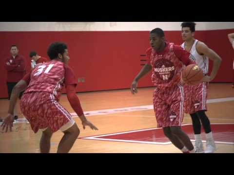 Nebraska Basketball Show - S1 E1 Seg1