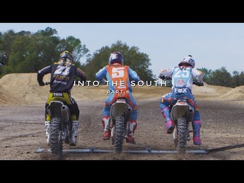 Dungey/Musquin/Anderson at Baker's Factory - Into the South Part 6