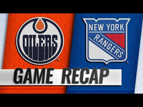 Nugent-Hopkins, McDavid propel Oilers past Rangers