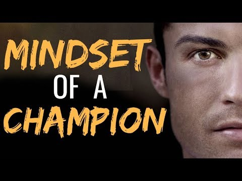 Cristiano Ronaldo: Mindset Of A Champion