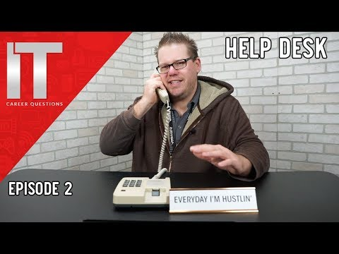 Help Desk Training Episode 2 - Ask End-Users the RIGHT Questions