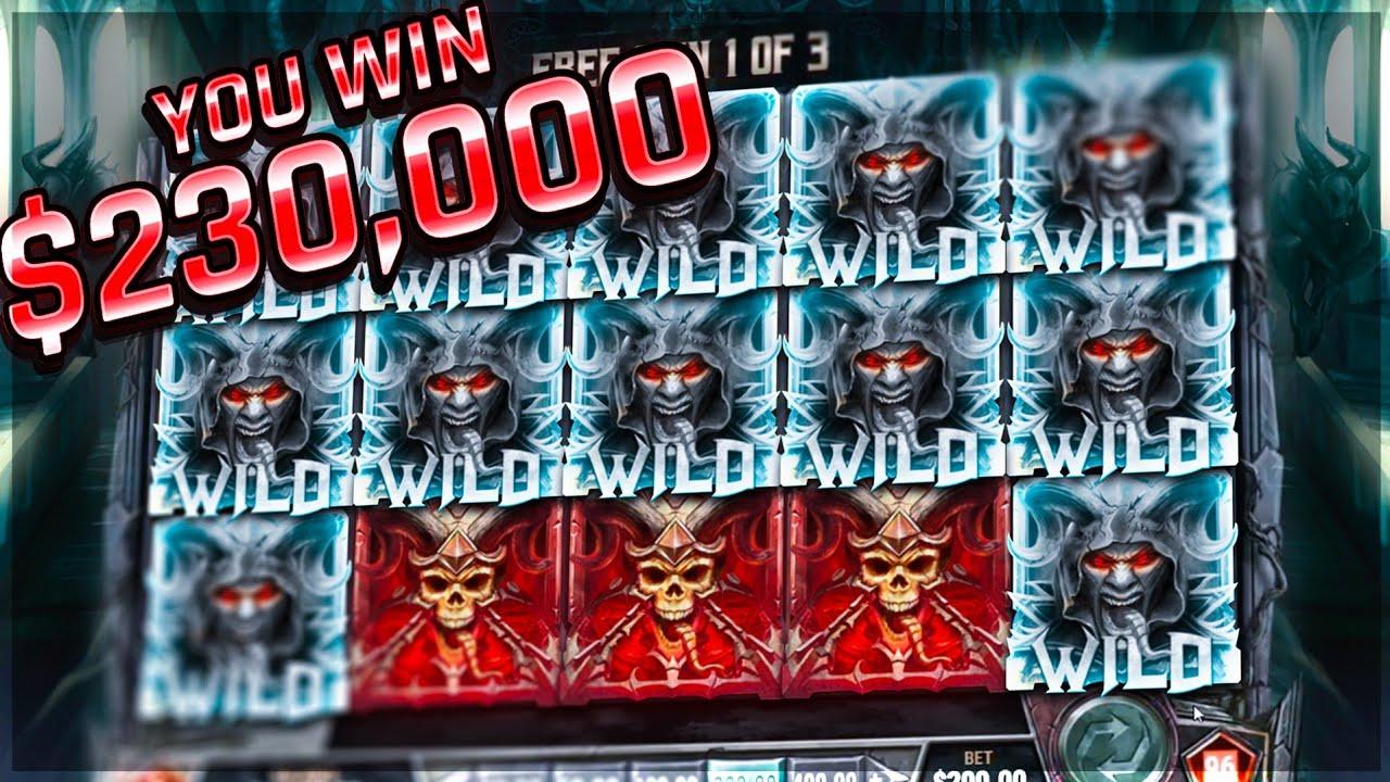 RECORD WIN! - Testament - $230,000 WINS!?