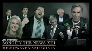 Microwaves & Goats // SONGIFY THE NEWS 13