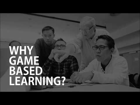 Why Game Based Learning (GBL)?