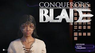 CONQUEROR'S BLADE SOY UNA ASSESINA