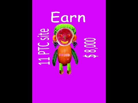How to earn money online/  11 genuine paid to click site
