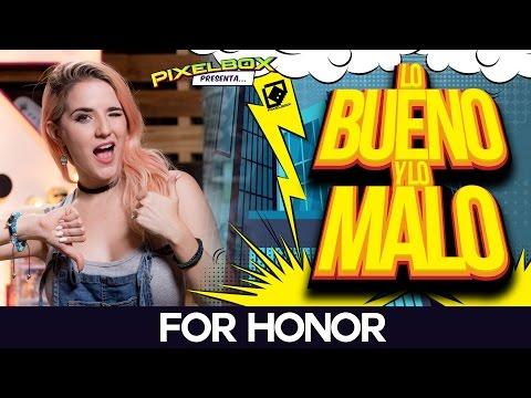 LO BUENO Y LO MALO DE: FOR HONOR (Review)