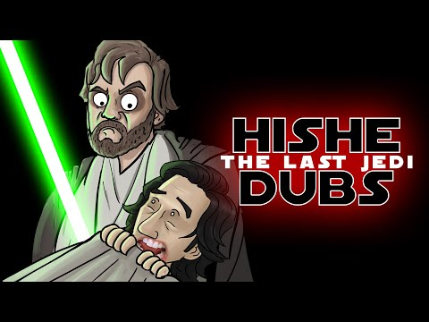Star Wars: The Last Jedi - HISHE Dubs (Comedy Recap)