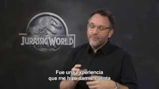 JURASSIC WORLD - Entrevista con Colin Trevorrow