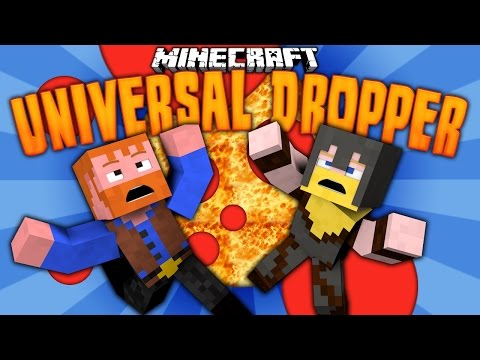 Minecraft ★ UNIVERSAL DROPPER - Dumb & Dumber