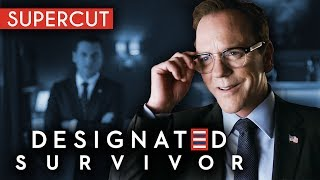 Every Time Kiefer Sutherland Takes Off His Glasses In Designated Survivor