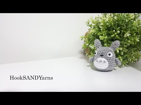 Totoro – Amigurumi Patterns | 360x480