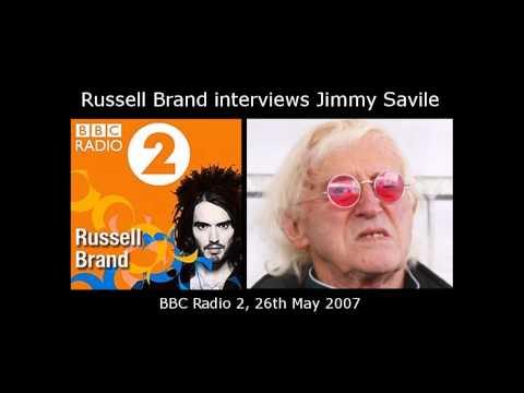 Russell Brand Interviews Jimmy Savile – 26/05/2007 (Full Interview, BBC Radio 2)