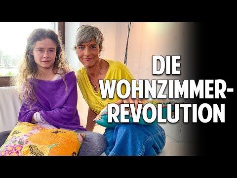 Die Wohnzimmer-Revolution: Raus aus der Corona-Krise - Christina von Dreien