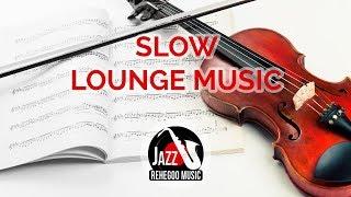 Moody Jazz After Dark - Slow Lounge Music Instrumentals