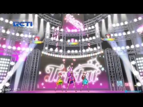 Aikatsu take me higher tristar( bahasa indonesia)