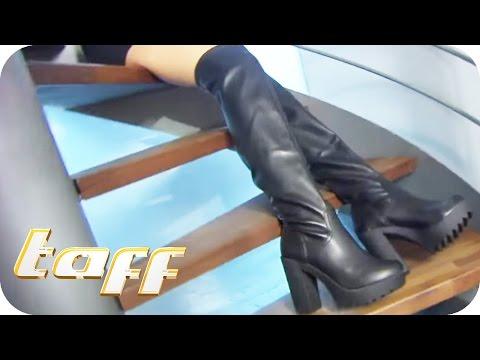 Welche Stiefel machen dich sexy? | taff | ProSieben