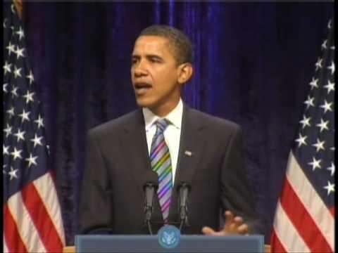 Obama's Hopeful Economic Speech