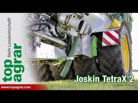 Joskin TetraX2 Im Top Agrar-Test