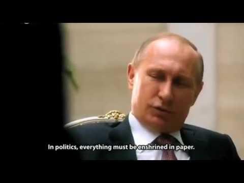 Путин рассказал о главной ошибке Горбачева в общении с НАТО