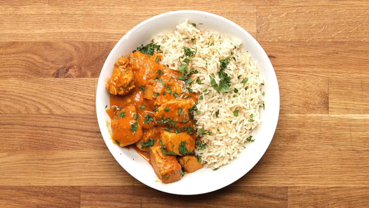 Image result for yummy butter chicken