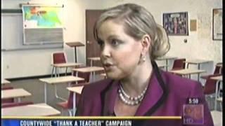 THANK A TEACHER  KFMB TV  2 17 12 5am