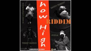 How High Riddim - Instrumental - March 2015