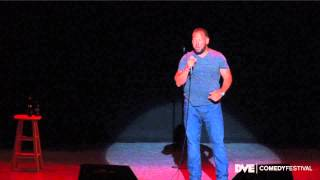 DVE Comedy Festival - Bert Kreischer - The Machine