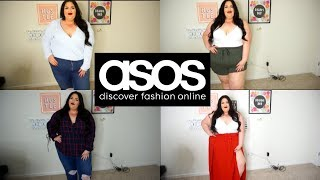 Plus Size Winter/Spring 2018 Try-On Haul ft. Asos!!❤️