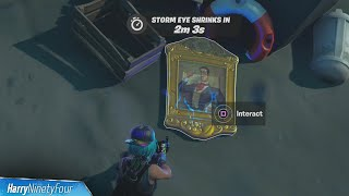 Find a Family Portrait from a Shipwreck Location - Fortnite
