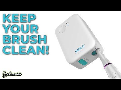 poweroak-iheals-portable-deep-uv-toothbrush-sanitizer-case-review