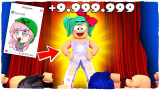 HOW TO GET +9.999,999 FOLLOWERS IN ROBLOX!