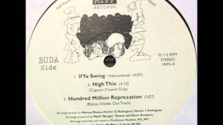 Buda Hedz - Hundred Million Reprezation (Bonus Smoke Out Track)