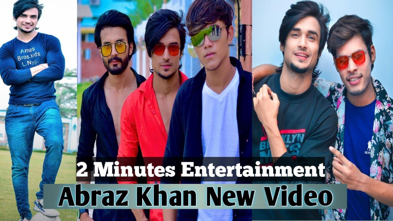 Abraz Khan New Video After Tik Tok Ban In India | New Video Abrazkhan91 | Abrazkhan91tiktok |