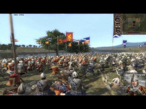 Medieval 2 total war  Braveheart battle of Stirling