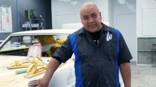 West Coast Customs utiliza productos de 3M para reparación automotriz y reacabado