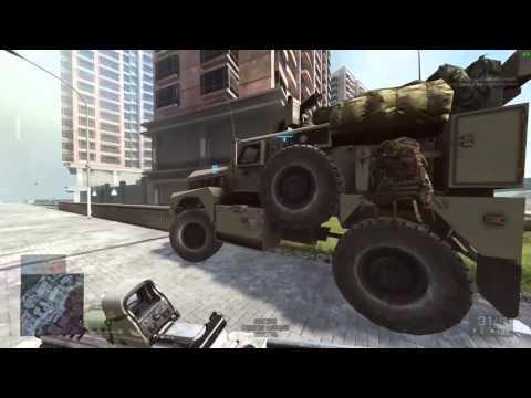 Battlefield 4: Siege of Shanghai CQL 4K gameplay at 60 FPS