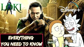 LOKI TV Show Is a PREQUEL Set before the MCU - Tom Hiddleston 2019