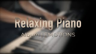 3 original pieces | Emotions \\ Jacob's Piano \\ Relaxing Piano [14min]