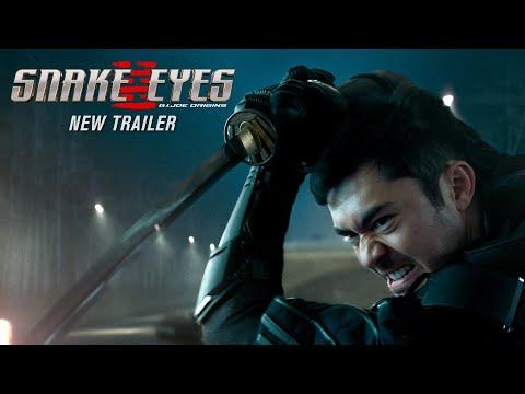 "Download Snake Eyes NEW Trailer | ""Behind The Mask"" (2021 Movie) | Henry Golding, G.I. Joe"