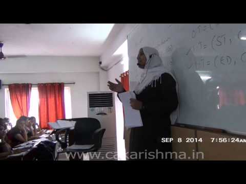 CA IPCC Indirect Taxes Revised Syllabus For Nov 2014 Exam - Day 3 - Part 1